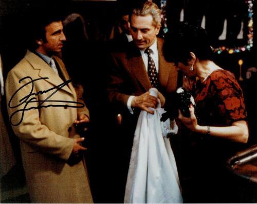 Frank Sivero Signed Autographed 8x10 Photo The Godfather Al Pacino w/ COA