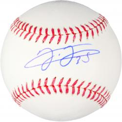 Frank Thomas Autographed Baseball