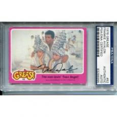 Frankie Avalon Autographed 1978 Grease Card