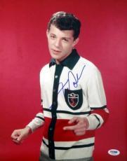 Frankie Avalon Autographed Signed 11x14 Photo PSA/DNA #T14514