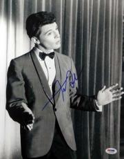 Frankie Avalon Autographed Signed 11x14 Photo PSA/DNA #T14578