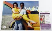 Frankie Avalon Signed 8 x 10 Color Photo Pose #4 JSA AUTO
