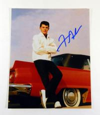 Frankie Avalon Signed 8x10 Color Photo Pose #2 Auto
