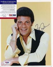 Frankie Avalon Signed 8x10 Photo Auto Autograph Psa/dna Coa Ph013