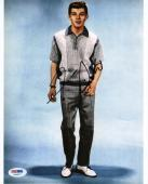 Frankie Avalon Signed 8X10 Photo Autographed PSA/DNA #X44537