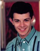 Frankie Avalon Signed 8x10 Photo w/COA Annette Funicello