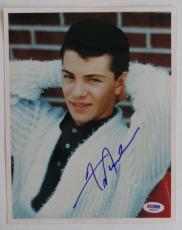 Frankie Avalon Signed Four Seasons Authentic 8x10 Photo (PSA/DNA) #M99614