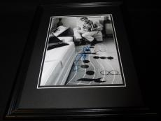 Frankie Avalon Signed Framed 8x10 Photo AW