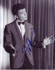FRANKIE AVALON signed *GREASE* 8X10 photo W/COA #1