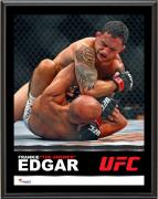 "Frankie Edgar Ultimate Fighting Championship 10.5"" x 13"" Sublimated Plaque"
