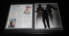 Fred Astaire Framed 12x18 Photo Display The Band Wagon