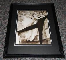 Fred Astaire & Ginger Rogers Framed 11x14 Photo Display