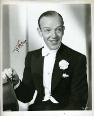 Fred Astaire Jsa Cert Autograph 8x10 Hand Signed Photo Authentic