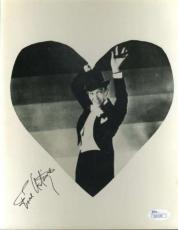 Fred Astaire Jsa Cert Hand Signed 8x10 Photo Authenticated Autograph