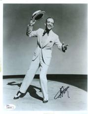 Fred Astaire Jsa Certified Hand Signed 8x10 Photo Authenticated Autograph