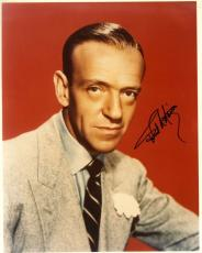 Fred Astaire Jsa Coa Autograph 8x10 Hand Signed Photo Authenticated