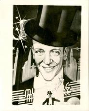 Fred Astaire Jsa Coa Cert Hand Signed 8x10 Photo Authenticated Autograph
