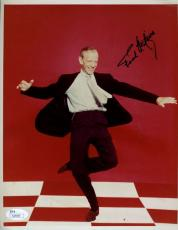 FRED ASTAIRE JSA COA HAND SIGNED 8x10 PHOTO AUTHENTIC AUTOGRAPH