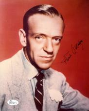Fred Astaire Jsa Hand Signed 8x10 Photo Authenticated Autograph
