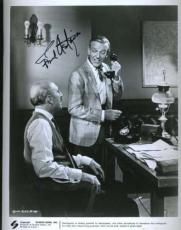 Fred Astaire Psa/dna Coa Signed 8x10 Photo Authenticated Autograph