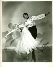 Fred Astaire Psa/dna Hand Signed 8x10 Photo Authentic Autograph