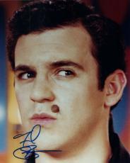 Fred Savage Signed 8x10 Austin Powers Mole Photo AFTAL UACC RD COA PSA LOA