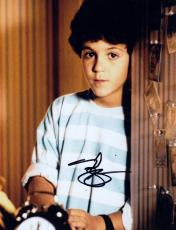 Fred Savage Signed 8x10 Photo w/COA The Wonder Years Wizard #3