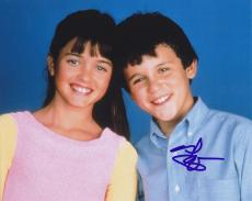 Fred Savage Signed 8x10 Photo W/Coa The Wonder Years Wizard #9