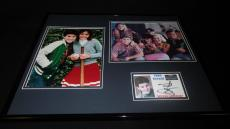 Fred Savage Signed Framed 16x20 Photo Set Wonder Years