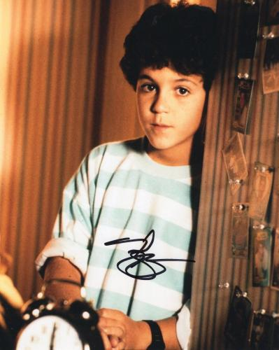 Fred Savage The Wonder Years Signed 8x10 Photo w/COA #4