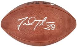 Autographed Fred Taylor Football - Mounted Memories