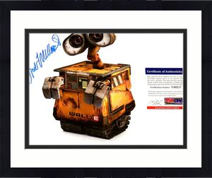 Fred Willard Autographed 8x10 Color Photo (wall-e) Psa/dna!