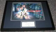 Freddie Highmore Astroboy Signed Framed 11x14 Photo Display