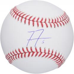 Freddie Freeman Atlanta Braves Autographed Baseball