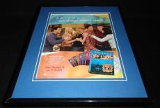 Friends 2004 Framed 11x14 ORIGINAL Advertisement Jennifer Aniston Lisa Kudrow