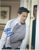 Autographed Matthew Perry Photo - Friends 8x10 #3