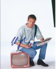 Autographed Matthew Perry Photo - Friends 8x10