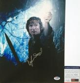 FRODO!!! Elijah Wood Signed LOTR LORD OF THE RINGS 11x14 Photo #3 PSA/DNA