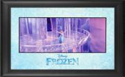 "Frozen Framed ""Elsa's Freedom"" 11"" x 17"" Matted Photo"