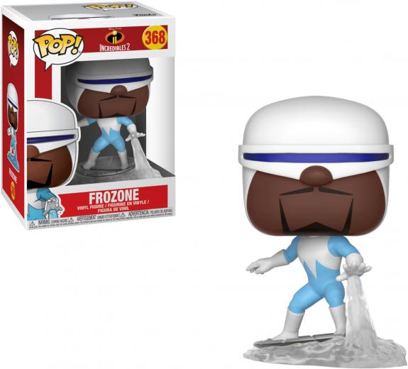 Frozone The Incredibles Disney #368 Funko Pop!