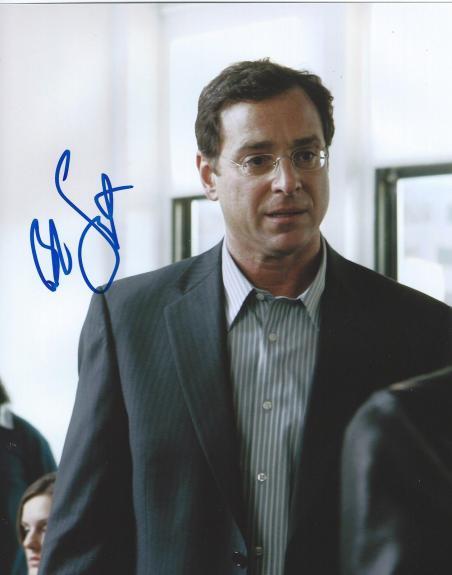 Full House BOB SAGET Signed 8x10 Photo #4