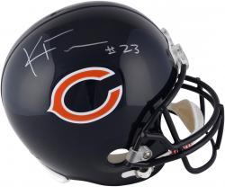 Kyle Fuller Autographed Bears Replica Helmet