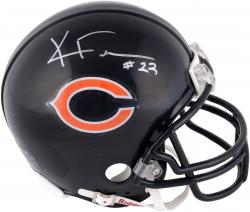 Kyle Fuller Autographed Chicago Bears Mini Helmet