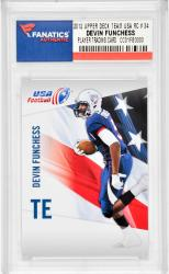 Devin Funchess USA Football 2012 Upper Deck Team USA Rookie #34 Rookie Card