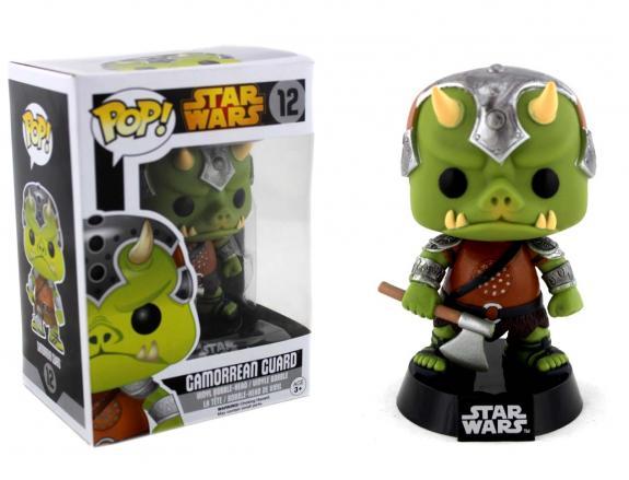 Funko Pop! Star Wars Gamorrean Guard #12 Bobble Head Figure