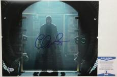 FUNNY!!! Chris Pratt Signed GUARDIANS OF THE GALAXY STAR LORD 11x14 photo BAS