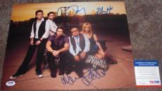 FUNNY! It's Always Sunny In Philadelphia Cast Signed 11x14 Photo By 5 PSA DeVito