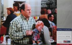 FUNNY!!! Jason Alexander GEORGE COSTANZA Signed SEINFELD 8x10 Photo #2 PSA/DNA