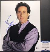 FUNNY!!! THE HILARIOUS Jerry Seinfeld Signed SEINFELD 11x14 Photo #1 BAS