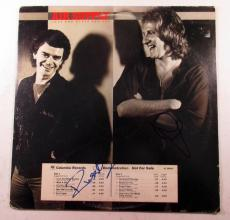 G. Russell & R. Hitchcock Signed Album Air Supply Love and Other Bruises 2 AUTO